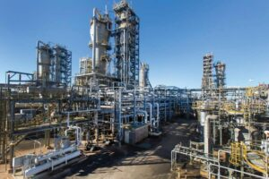 Dampers for Oil Refineries