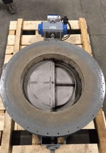 Kelair Refractory Dampers