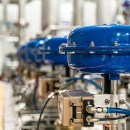 Electric vs. Pneumatic Industrial Damper Actuators